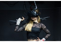 """Квест с виртуальной реальностью """"Arizona Sunshine"""" для двоих"""