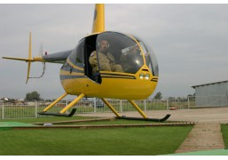 Мастер-класс по управлению вертолётом (30 минут теории + 30 минут пилотирования)