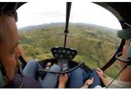 Мастер-класс по управлению вертолётом (45 минут теории + 45 минут пилотирования)