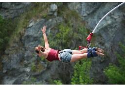 Прыжок с веревкой для одного
