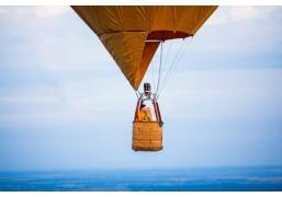 Семейный полет на воздушном шаре