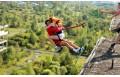Прыжок с веревкой в тандеме