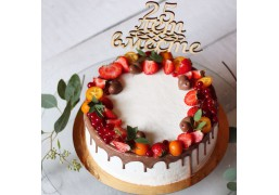 Тортик Ванильный