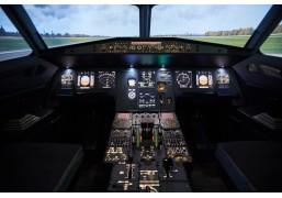 Виртуальный полёт на авиатренажёре 90 минут