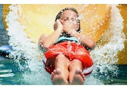 Неограниченное посещение аквапарка и банного комплекса для 1 взрослого