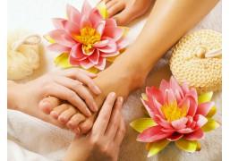 Индийский массаж стоп