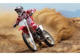 Мастер-класс по вождению кроссового мотоцикла/питбайка (1 час)
