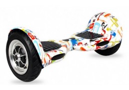 Гироскутер Smart Balance Wheel SUV Graffiti (10 дюймов)