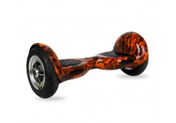Гироскутер Smart Balance Wheel SUV Fire (10 дюймов)