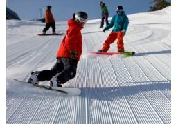 Обучение сноубордингу База