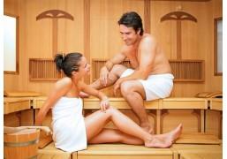 Царская баня для двоих