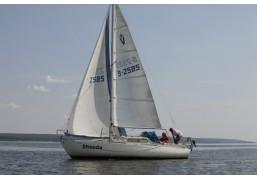 Мастер-класс по управлению яхтой