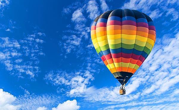 картинки на воздушном шаре