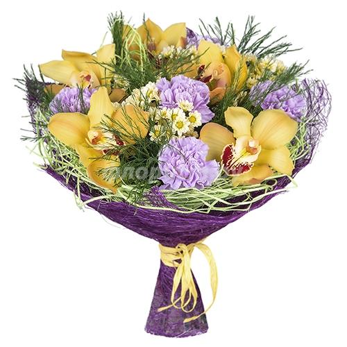Платья цветы доставка
