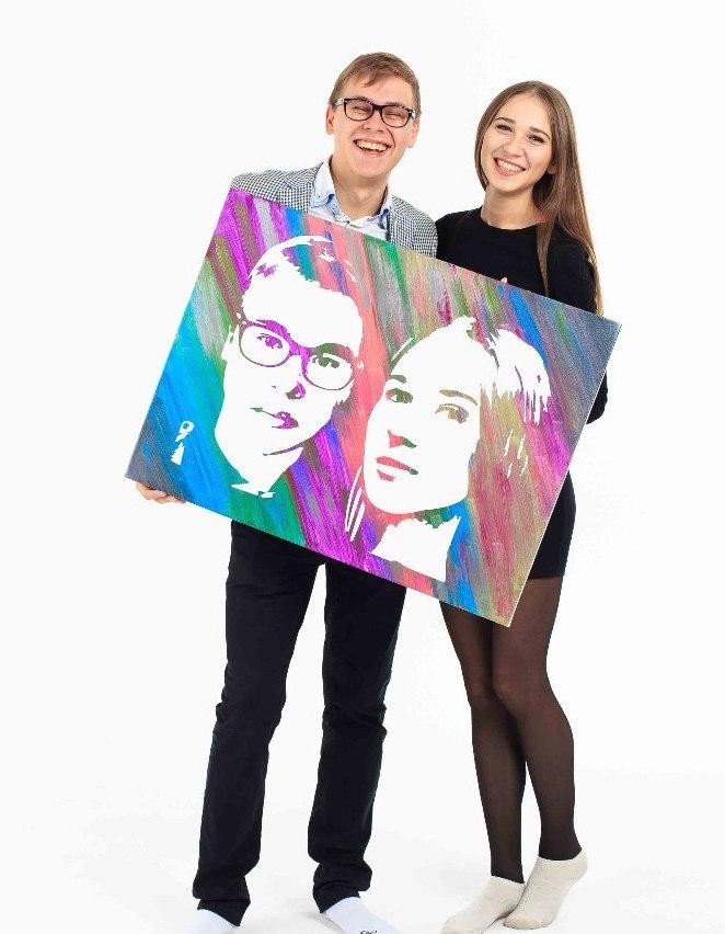 Как сделать флип-флоп портреты своими руками 150